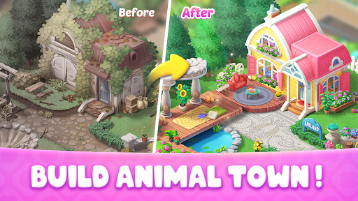 Aniland: Dream Town 0.13.0 screenshots 1