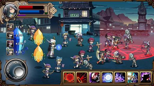 Vampire Slasher Hero 1.0.2 screenshots 8