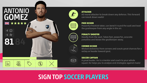 SEASON Pro Football Manager - Football Management 4.1.2 screenshots 3