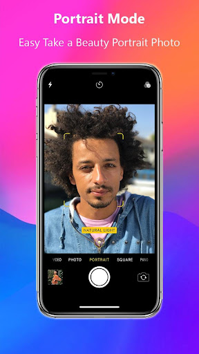 Selfie Camera for iPhone 11  u2013 iCamera IOS 13 1.2.19 Screenshots 3