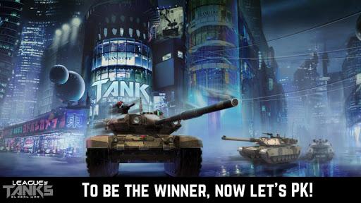 League of Tanks - Global War 2.5.1 screenshots 1