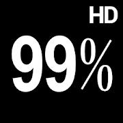 BN Pro Percent White HD Text
