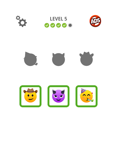 Emoji Match & Connect  screenshots 20