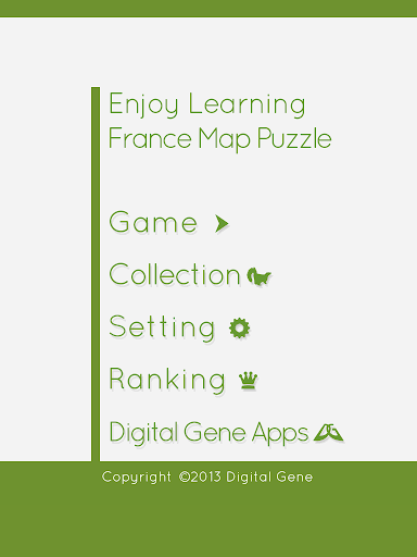Enjoy Learning France Map Puzzle apkmr screenshots 10