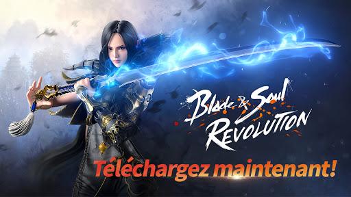 Blade&Soul: Revolution APK MOD – Pièces Illimitées (Astuce) screenshots hack proof 1