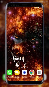 Wolves Live Wallpaper 6.6.0 Android Mod + APK + Data 3