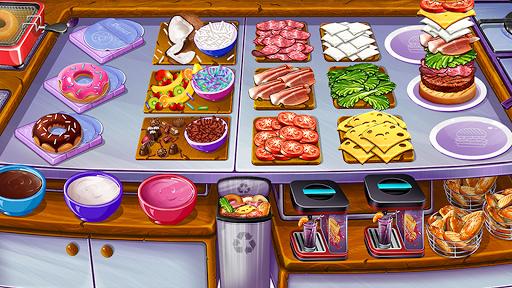 Cooking Urban Food - Fast Restaurant Games 8.7 screenshots 9