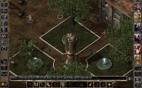Baldur's Gate II - Screenshot 12