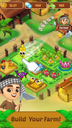 idle harvester: farming tycoon village screenshot 2