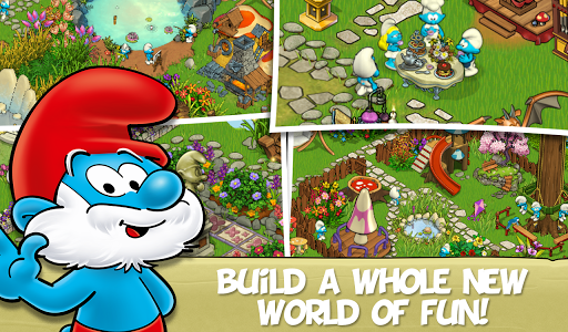 Smurfs and the Magical Meadow 1.11.0.2 Screenshots 9