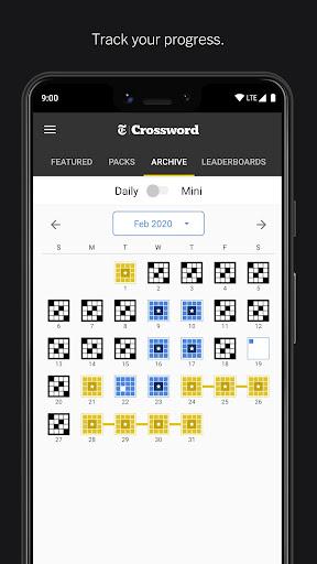 NYTimes - Crossword 4.5.0 screenshots 5