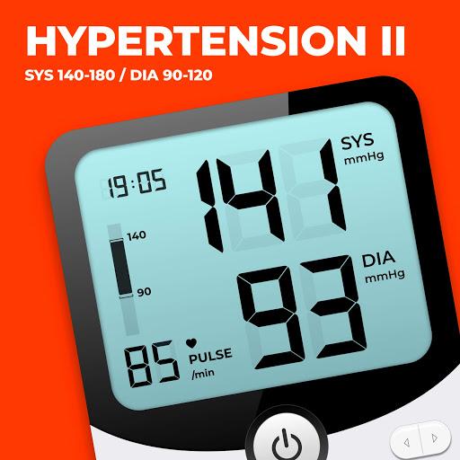 Blood Pressure Monitor - Blood Pressure App apktram screenshots 4