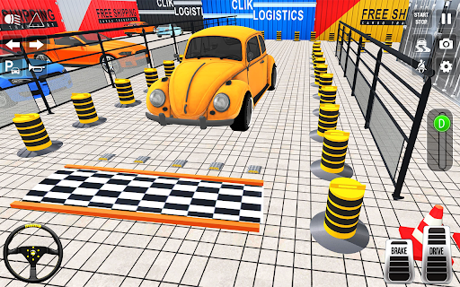 Car Parking: Car Games 2020 -Free Driving Games 1.3 screenshots 4
