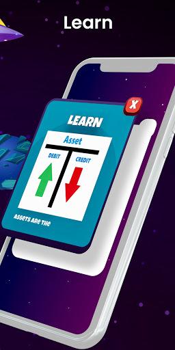 ACCOUNTING GAME: Learn DEBIT CREDIT Accounting app apktram screenshots 9