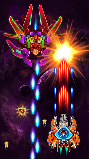 Galaxy Attack: Alien Shooter (Premium) android2mod screenshots 6