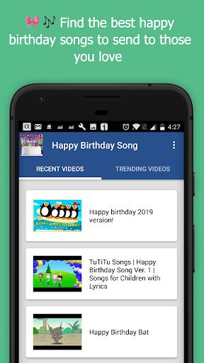 ud83cudf89 Happy Birthday Songs ud83cudfb6 android2mod screenshots 2