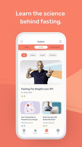 Zero - Simple Fasting Tracker 2.9.3 Screenshots 6