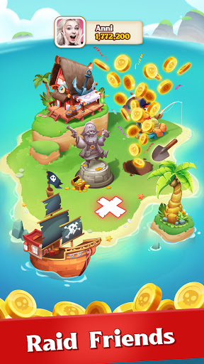 Code Triche Pirate Life - Be The Pirate Kings & Coin Master (Astuce) APK MOD screenshots 3