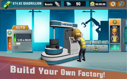 Factory Tycoon : Idle Clicker Game  screenshots 11
