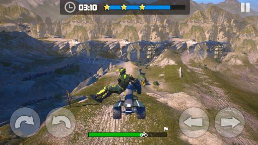 Sky Bike Stunt Master : Free Offline Racing Game  screenshots 13