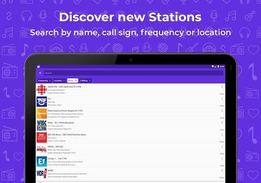 Radio FM 14.0.7 Screenshots 13