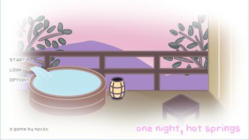 one night, hot springs apkmr screenshots 7