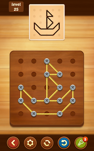 Line Puzzle: String Art 21.0304.09 screenshots 6