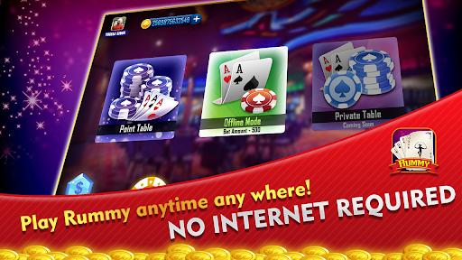 Rummy offline King of card game Apkfinish screenshots 1