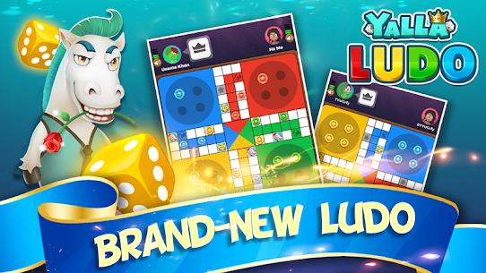 Descargar Yalla Ludo – Ludo&Domino APK (2021) {Último Android y IOS} 1