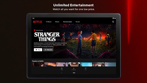 Netflix 7.90.0 build 6 35325 screenshots 9