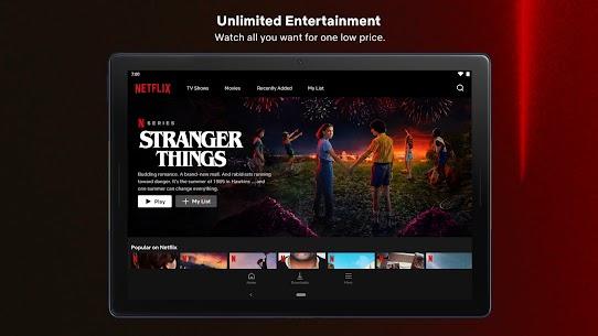 Netflix Mod Apk Premium + AD Free (4K /HDR / All-Region) 9