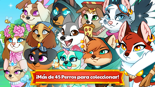 Dungeon Dogs: RPG inactivo