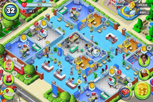 Dream Hospital - Health Care Manager Simulator apkpoly screenshots 8