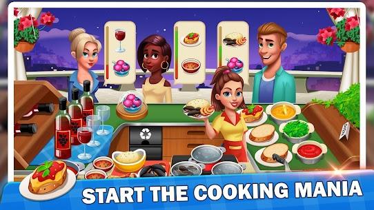 Cooking Mania – Food Fever & Restaurant Craze 6