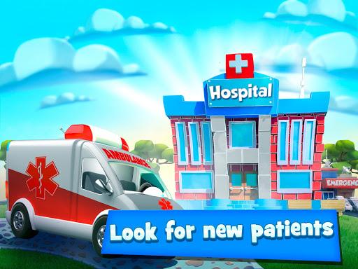 Dream Hospital - Health Care Manager Simulator apkpoly screenshots 10