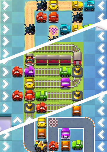 Traffic Puzzle - Match 3 & Car Puzzle Game 2021 android2mod screenshots 10