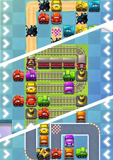 Traffic Puzzle - Match 3 & Car Puzzle Game 2021 1.55.3.327 screenshots 10
