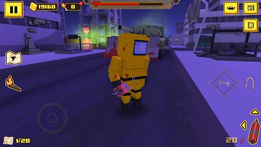 BLOCKAPOLYPSEu2122 - Zombie Shooter  screenshots 1