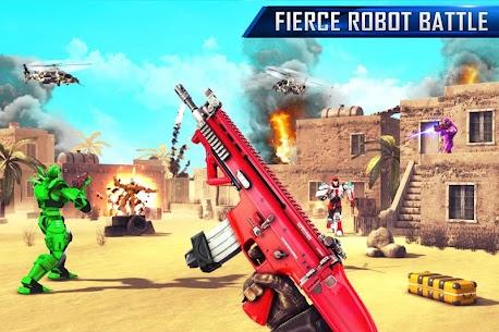 FPS Robot Shooting Strike : Counter Terrorist Game 2.7 Apk 1
