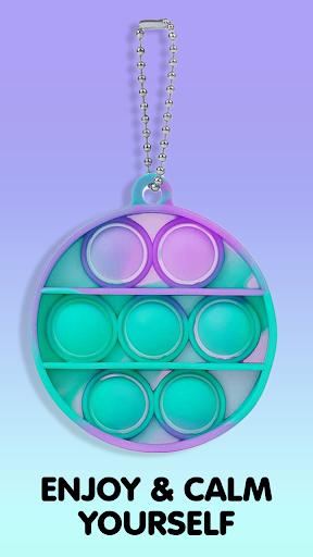Pop It Sensory Fidget cube toys 3d Anxiety Relief  screenshots 14