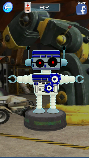 RoboTalking robot pet that listen and speaks 0.2.5 screenshots 5