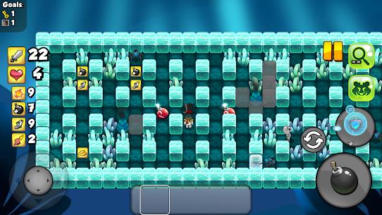لعبة Bomber Friends مهكرة Mod 6