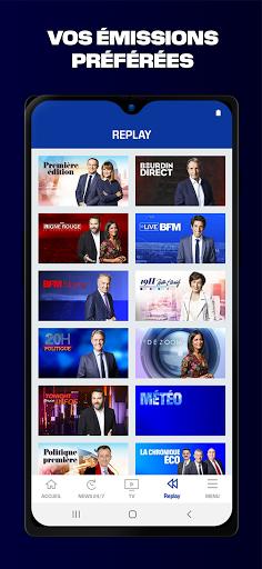BFMTV - Actualitu00e9s France et monde & alertes info 7.2.0 Screenshots 8