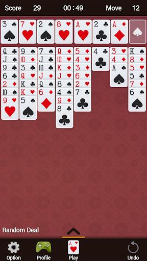 FreeCell 1.41 screenshots 5
