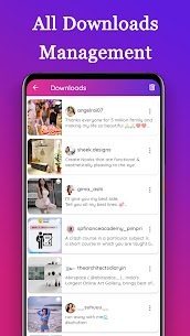 Pro Instagram Video Downloader & Status Saver 3
