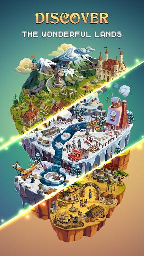 Color Island: Pixel Art  screenshots 1