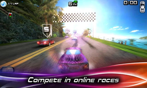 Race Illegal: High Speed 3D 1.0.53 screenshots 1