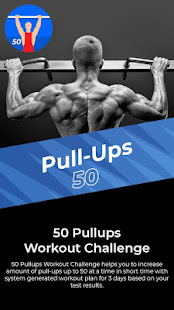 50 Pull-Ups Workout Challenge