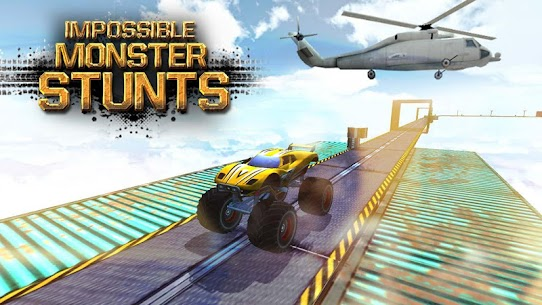Impossible Monster Stunts: Car for PC – Windows 7, 8, 10 – Free Download 1