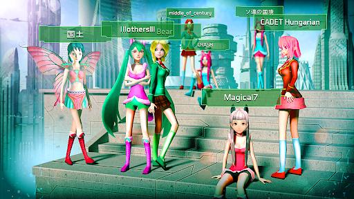 VR Superhero Chat: Online Virtual 2.7 screenshots 3